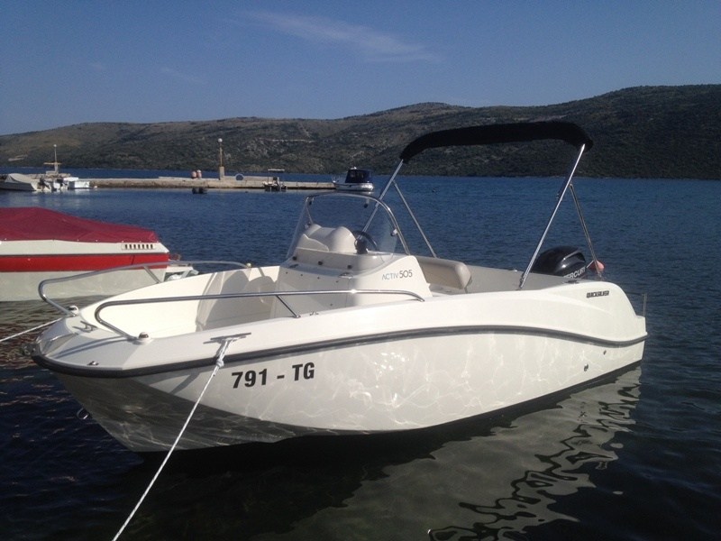 Rent a boat in Trogir and Marina, Croatia by Marina Charter